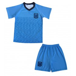 Ensemble de sport foot maillot et short de Marseille News enfant
